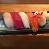 色々楽しめて小樽ではお得な方のセットかも ∴ おたる巽鮨 堺町店