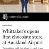 美味しいニュージーランドのチョコレート♡♡♡