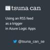はてなブログで自動的にPing送信する方法(Azure Logic Apps で RSS フィードをトリガーとして使用する)