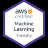 機械学習の専門知識を証明する『AWS 認定 Machine Learning Speciality』の試験勉強でやったことを整理する