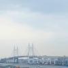 【写真複製・写真修復の専門店】横浜ベイブリッジ 快晴に!