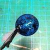 HGBDモモカプル 製作④ 外装パーツの塗装