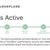 はてなブログ独自ドメインのDNS設定をDozensからCloudflareに移行