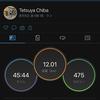 2021/8/5 テンポラン 12km、今朝はキツい! 理学療法士によって異なる治療方法