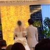 モテモテ塾会員同士の結婚式にいってきた!!2次会も最高の盛り上がり!!