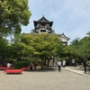 天守閣は現存する日本最古様式の「犬山城」