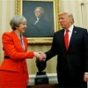 トランプ氏、英首相と会談…NATO重要性確認
