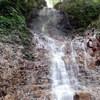 紅葉谷の滝めぐり(その3)百間滝~似位滝
