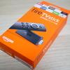 Amazonのfire TVstickのデザインがすごい!
