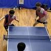 「久しぶりに試合、見にきましたー」って 東海卓球選手権 三重県予選