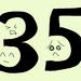 人生にとって「35」の数字の重み