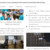 Practices and Improvements of Lesson using Magnetic field Visualization by Mixed Reality (MR) technology
