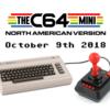 「コモドール64ミニ」発売!10月9日、組み込みゲームは64本!
