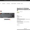 Keychron K1 v4を買ってみた