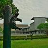 「Calligraphy Greenway 草悟道(ツァオウーダオ)」~国立台湾美術館(National Taiwan Art Museum)まで