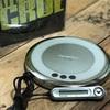 アウトドアでCDを聴こう!Panasonic ポータブルCDプレーヤー SL-CT800-S