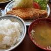 柏崎市「グリルほんだ」ロースかつ定食は脂身も適度で肉も噛みごたえあり!