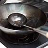 一家に一台、中華鍋!!ただし、家庭用コンロでの空焼きはやめたほうがいいです、ハイ。