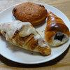 今日の食べ物 パン