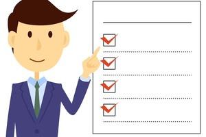 介護のきっかけチェックリスト