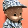 332 VINTAGE BUDDY LEE DOLL 50's