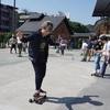 Elosスケートボードとの出会い