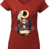New Washington Redskins Jack Skellington This is Halloween NFL shirt
