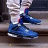 "【リーク/12月2日(月)発売】リーク情報  ""NIKE AIR JORDAN 4 WNTR RETRO LOYAL BLUE (CQ9597-401)"""