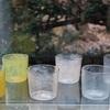 柴田有紀さんのガラス作品が入荷致しました