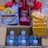 防災週間なので、非常用に食料と飲料を準備しておこう