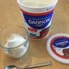 【乳製品】DANNON〜これが一番日本のものに近い?!と思うヨーグルト〜