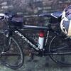 年末に自転車でさすらう点子