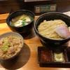 545. 創作つけ麺「真羽太」@巌哲(早稲田):ラーメンの日の奇跡!15kgオーバーの真羽太の底力を見た!