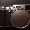 新しいカメラ X100Fが届いたのに・・