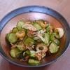 パクパク食べられるきゅうりの酢の物【レシピ】