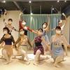 バレエでマスク姿でも、全身で表情豊かに踊ることが大切
