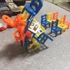 「ぐらぐらバランスチェアー」 100均で見つけたおもちゃが意外にありだった