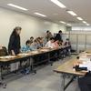 7日、避難の共同センター、被団連が避難者の住宅支援継続を求めて県交渉。