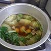 幸運な病のレシピ( 502 )昼:ロール白菜