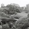 熊本の路面電車 ~水前寺成趣園~