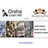 ベラルーシのOrsha Linen Mill社よりリネン工場の案内