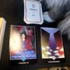 今週末と来週をあらわすカードは内側に向かう  アドバイスカードは精神分裂  アロハウハネカードは達人でした