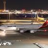 日本撤退間近!? カンタス航空B747を羽田空港で撮る