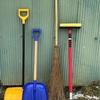 我が家の雪かき道具を紹介するよ【雪国の田舎暮らし】