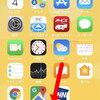 スマホ(iPhone)のアプリを削除して整理。時間を奪う系を中心に消しました