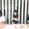 宮崎市雑貨屋 コレット~少人数制のタペストリーワークショップ、実は開催してました(笑)!