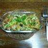 おせち料理やお正月食材の残りもので作るパスタ①うま煮でグラタン