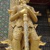バンコク観光~美しい仏舎に仏像を見る