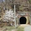 【レトロ】安曇野の脇にレンガのトンネル、旧篠ノ井線廃線敷とは?
