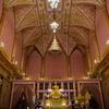 ワット・ポーから歩いて行ける寺院で可愛いタイルとピンクの本堂を楽しむ